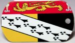 Norfolk County Flag Tag